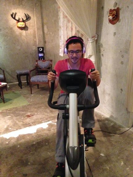 The Bike's Journey